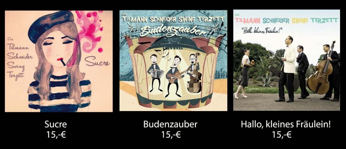Jazz_Swing_CD_Tilmann Schneider Swing Terzett_Bearfamily Records_CD-Shop