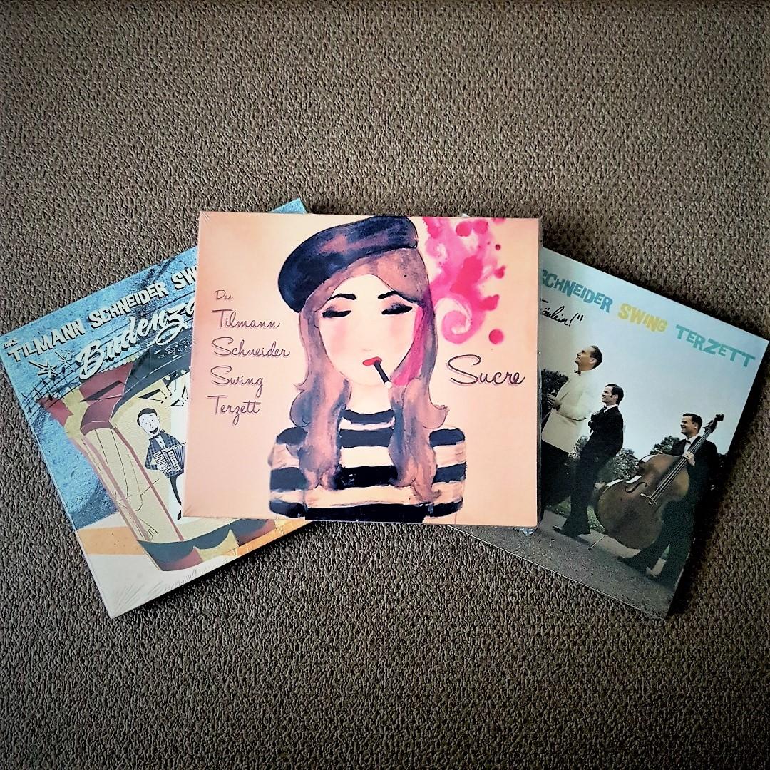 CD-Paket 33,- EUR